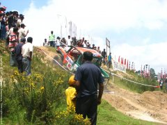 Nuwara Eliya 4x4 Lake Cross 2007